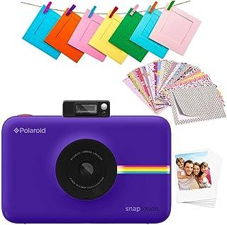 Polaroid Snap Touch 2.0 - Cámara digital portátil instantánea de 13 MpBluetooth pantalla táctil LCD tecnología Zink sin...
