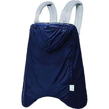 BABYHOPPER ベビーホッパー(BABYHOPPER) ダウン90% 抱っこひも 防寒 カバー レインカバー オールウェザーダウンカバー/ネイビー 3WaY 通年使える ベビーカーでも使える 0か月~ CKBH05308