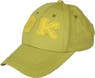 Oozma Kappa Baseball Cap Mike Wazowski Cosplay Hat Adults Adjustable Snapback Cap