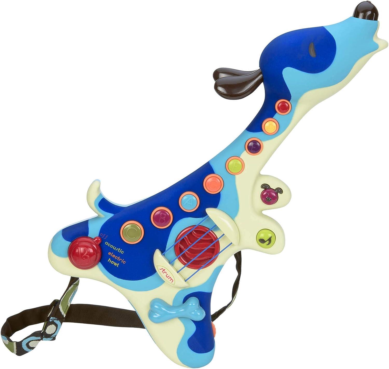 B 70.1206 - Woofer Guitarra de Juguete con diseño de Perro