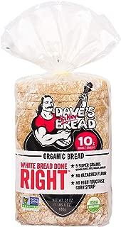 Dave's Killer Bread, White Bread Done Right, 24 oz
