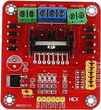 UEETEK L298N Dual H Bridge DC Stepper Motor Driver Module Controller Board for Arduino