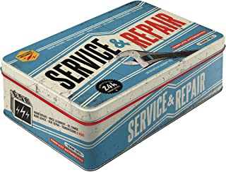 Nostalgic Art Tin Boxes - Service & Repair. Great
