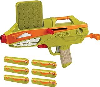 Teenage Mutant Ninja Turtles T-Blasts Shell Cannon Michelangelo Talking Blaster