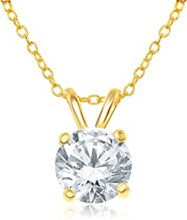 Best morganite solitaire necklace Reviews