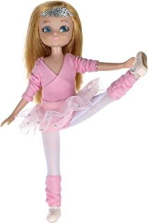 Lottie Doll Ballet Class Ballerina Doll | Perfect Ballet Toys for Girls and Boys | Ballerina Doll for Girls Age 3 4 5 6 7 8