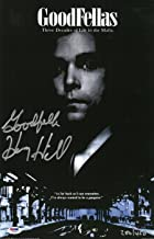 Henry Hill Signed Goodfellas Authentic Autographed 11x17 Poster PSA/DNA #3