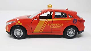 PLAYJOS Coche Bomberos Madrid GT-1007