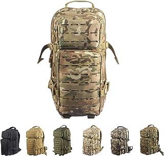 ToopMount Mochila Tactical 3P Tactical Bag 25L Impermeable Oxford Militar Unisex para Senderismo Camping Caza Viajar