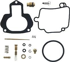 Race Driven OEM Replacement Carburetor Rebuild Repair Kit Carb Kit for Yamaha YFM350X Warrior