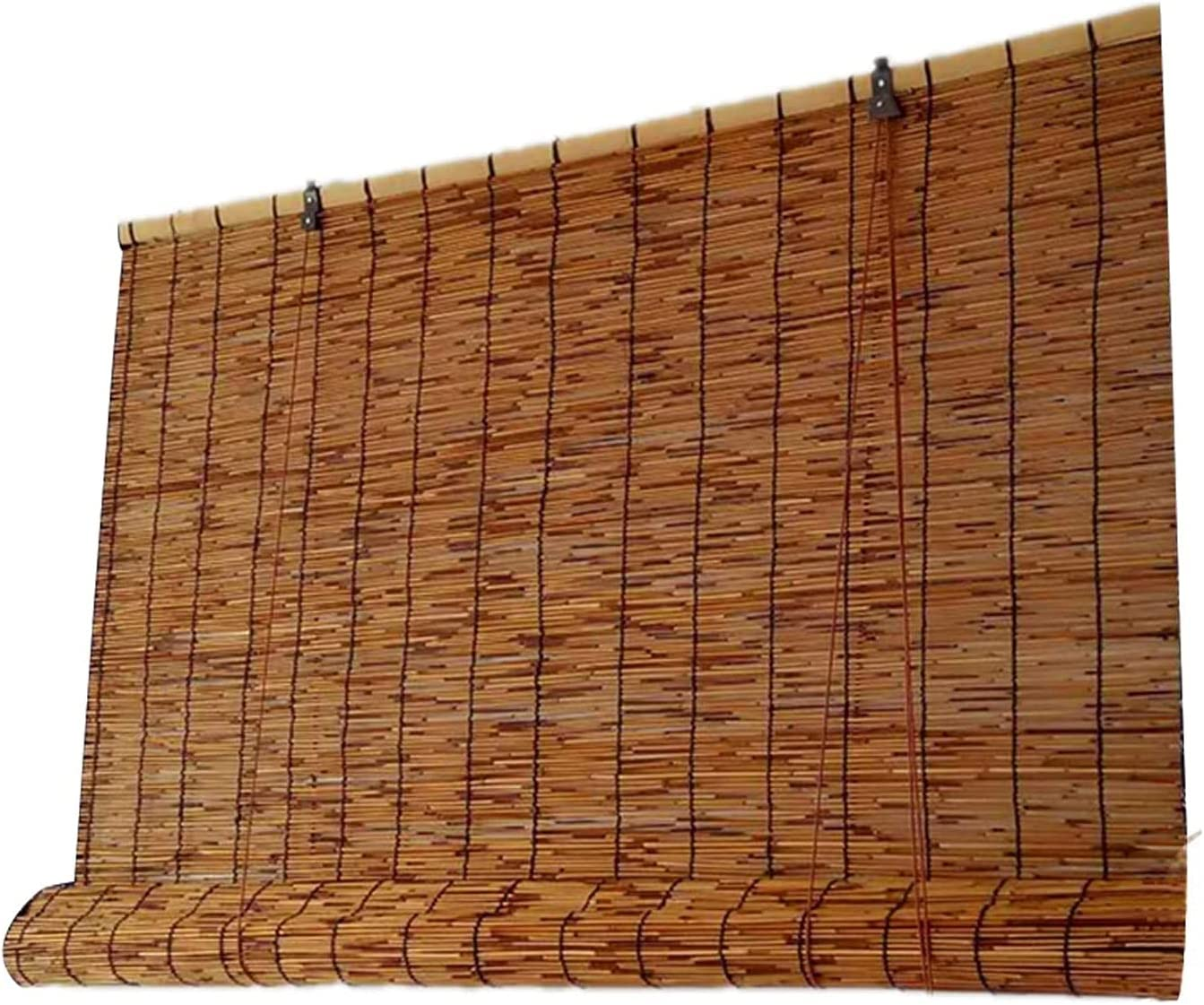 MTDWEITOO Bamboo Blinds for Shades Roller Ceilin Windows New Max 74% OFF Orleans Mall