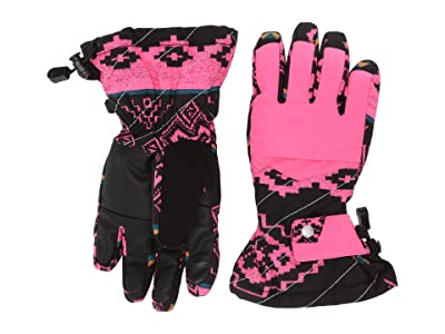 Spyder Kids Synthesis (Little Kids/Big Kids) (Sweater Weather) Extreme Cold Weather Gloves
