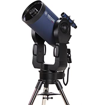 Meade Instruments 1010-60-03 LX200-ACF 10-Inch (f/10) 145K object Database Advanced Coma-Free Telescope with Autostar II Hand Controller