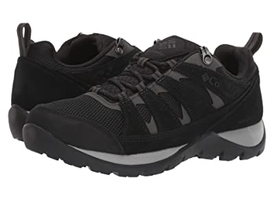 Columbia Redmondtm V2 Waterproof (Black/Dark Grey) Men