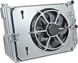 Flex-a-lite 52386 Aluminum Radiator for '07-'11 Jeep Wrangler (JK) (with Hemi Conversion)