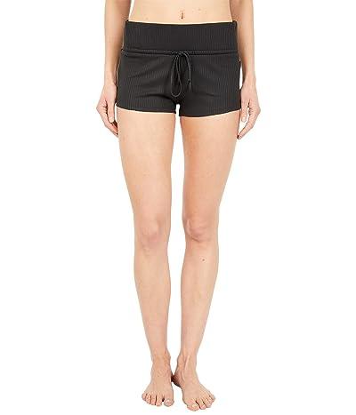 RVCA All Nighter Shorts (True Black) Women