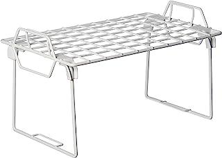 Whitmor 6023-3812 KD Stacking Shelf, Small
