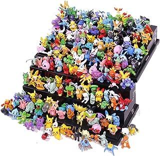 ポケモン フィギュア ポケットモンスター 約3cm アニメ玩具 人形 全144種セット ピカチュウ ミニフィギュア バースデーギフト