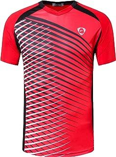 Men's Sport Quick Dry Short Sleeves Men T-Shirts Tees Tops LSL111