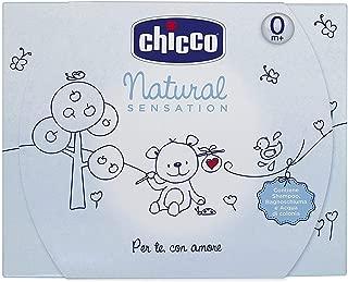 Chicco 智高 洗发水 沐浴露 科隆自然感 大容量,蓝色 - 500毫升
