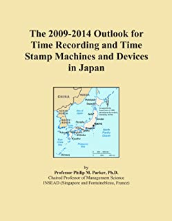 The 2009-2014 Outlook for Time Recording and Time Stamp Machines and Devices in Japan