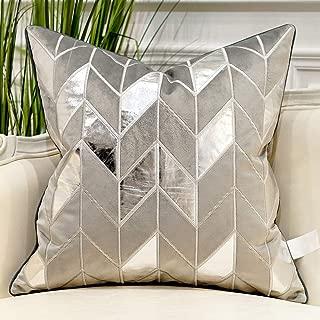 Best silver throw pillows Reviews