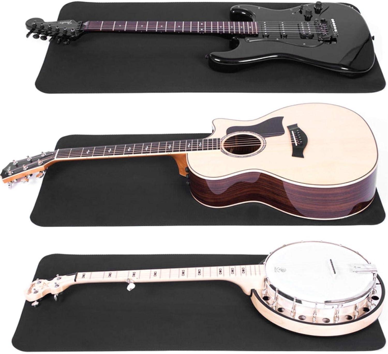 Alfombrilla De Trabajo Para Guitarra, Una Alfombrilla De Trabajo De Alta Calidad Para Reparación Y Mantenimiento De Guitarras, Adecuada Para Todos Los Acabados