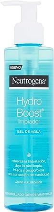 Neutrogena - Cuidado Facial, Hidratación Hydro Boost Limpiador Gel de Agua - 200 ml