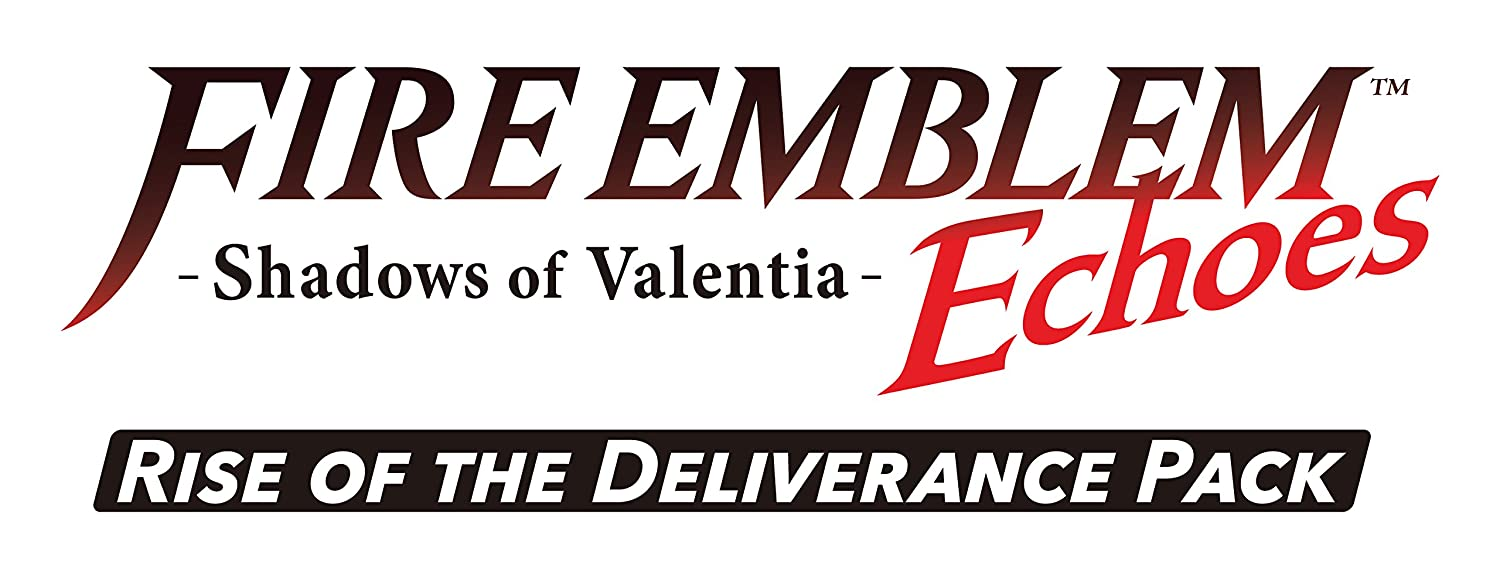 Fire Emblem Echoes: Shadows of Valentia the Deliverance 5 ☆ very popular OFFicial shop Rise