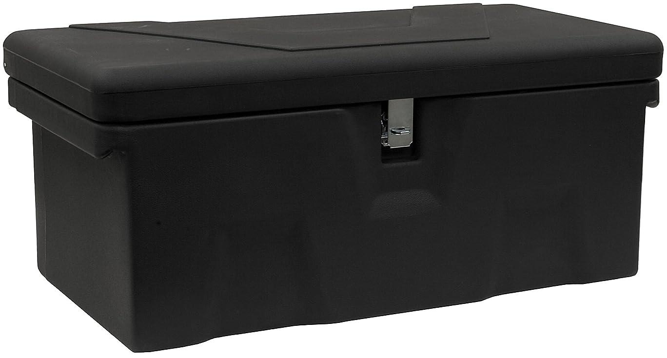 誤解セットアップささやきBuyers製品ポリall-purpose胸囲、立方フィート容量、ブラック 13.5x15x32 inches ブラック 1712230 1