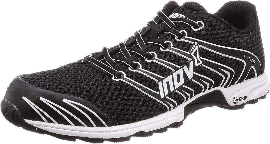 INOV-8 Chaussures d'entraîneHommest F-Lite 230 pour Hommes, Noir, 45