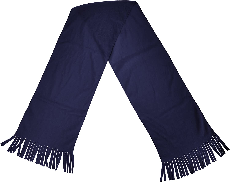 Result Ladies/Womens Active Fleece Winter Tassel Scarf
