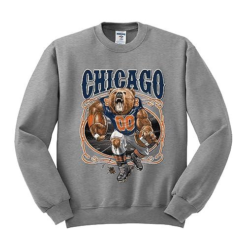 Chicago Bears Sweatshirts: Amazon.com