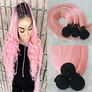 Amazon Com Rose Gold Hair Dye Hair Extensions Extensions Wigs