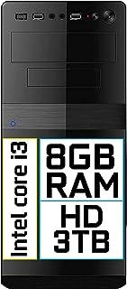 Computador Intel Core i3 8GB HD 3TB EasyPC Go