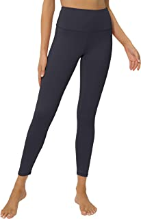 High Waisted Workout Yoga Pants Athletic Running Tummy Control Leggings with Pockets for Women