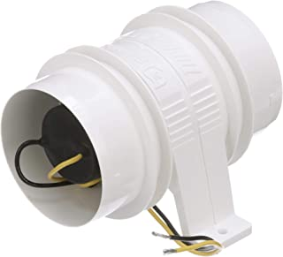 attwood Blower H20 Resist (White, 3-Inch)