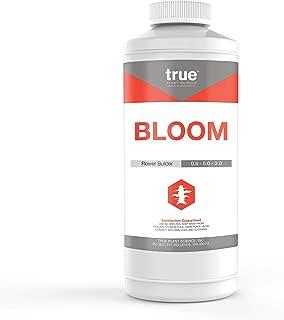 True Bloom Bud Builder & Flower Hardener Plant Nutrient Supplement, Triggers Fast Flowering Quart (32 oz)