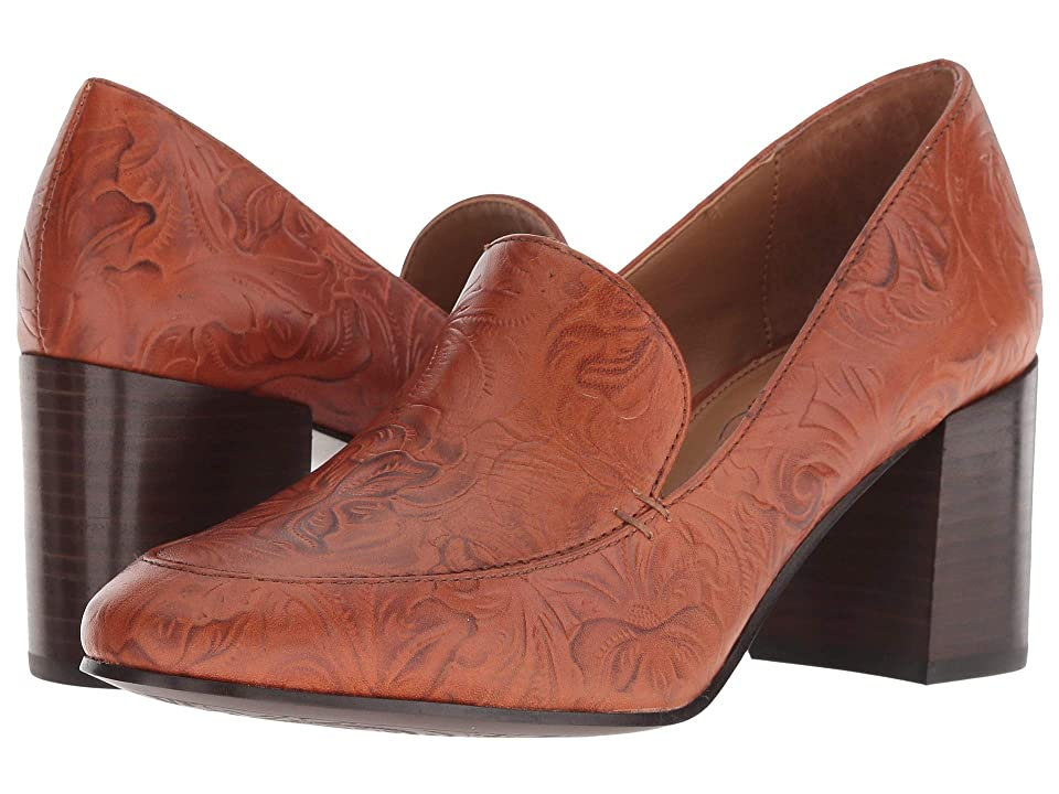 Patricia Nash Martina (Tan Tuscan Tooled Leather) Women