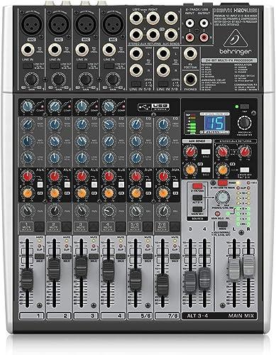 Consoles Sono et Studio Behringer - Xenyx X1204 USB