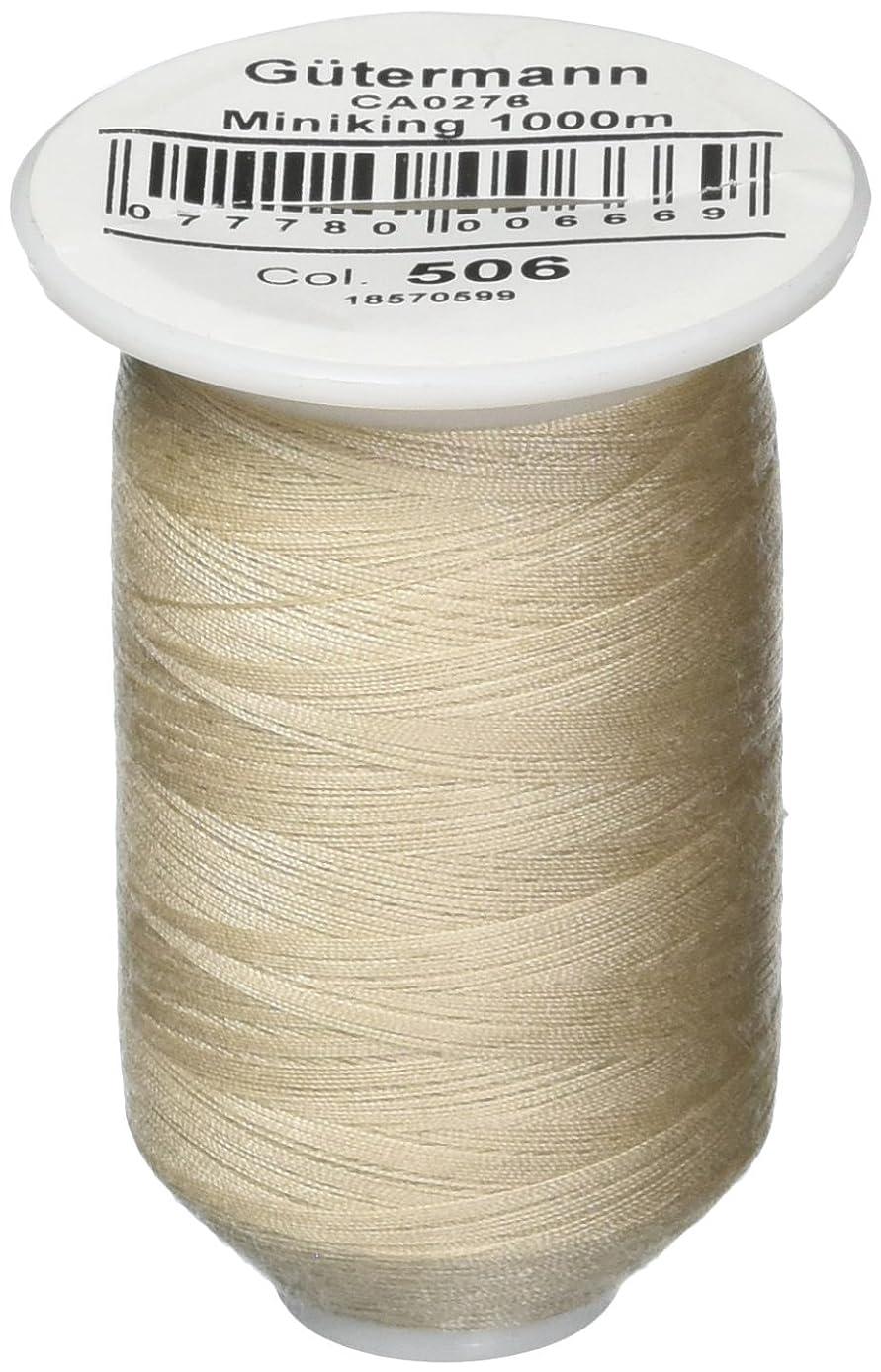 Gutermann Serger Thread 1094 Yards-Sand