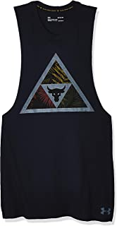 Under Armour Men's Project Rock Mana Tank Top
