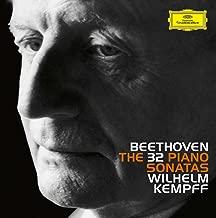 Beethoven: Complete Piano Sonatas Nos. 1-32