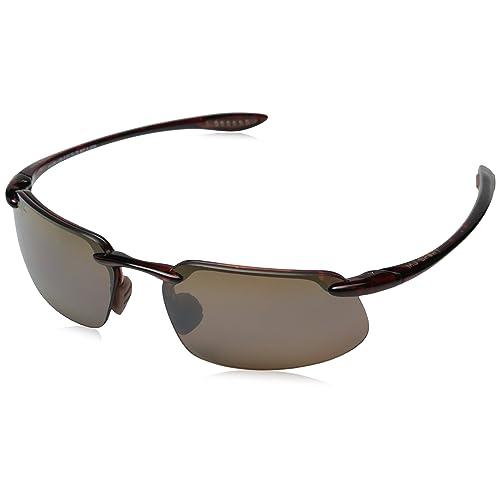 2bd9a54280c Maui Jim Maui Kanaha H409-02 Mens Sunglasses Glasses Shiny Black