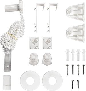 comprar comparacion Victoria M. Set de Piezas de Repuesto Duo Klemmfix - Estor Doble, Color Blanco