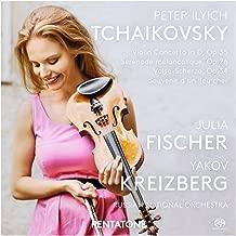 julia fischer russian violin concertos