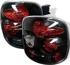 Spyder Auto Chevy Silverado Stepside Black Altezza Tail Light
