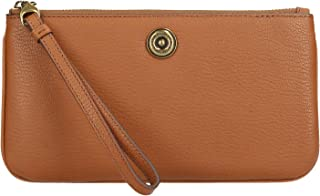 LAUREN BY RALPH LAUREN MEDIUM WRISTLET LAUREN TAN (3615733378455)