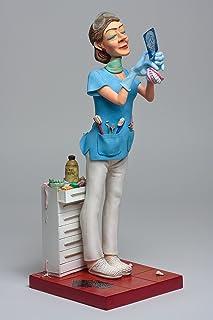 Guillermo Forchino fo84012Figura Dentistas, Resina, Multicolor, 20x 10x 22.5cm