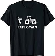 Best eat local t shirt Reviews